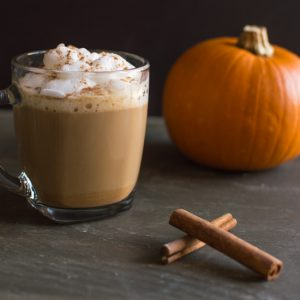 Pumpkin Spice Lattes and Oncology Massage